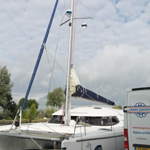 Nautitech 44 Catamaran